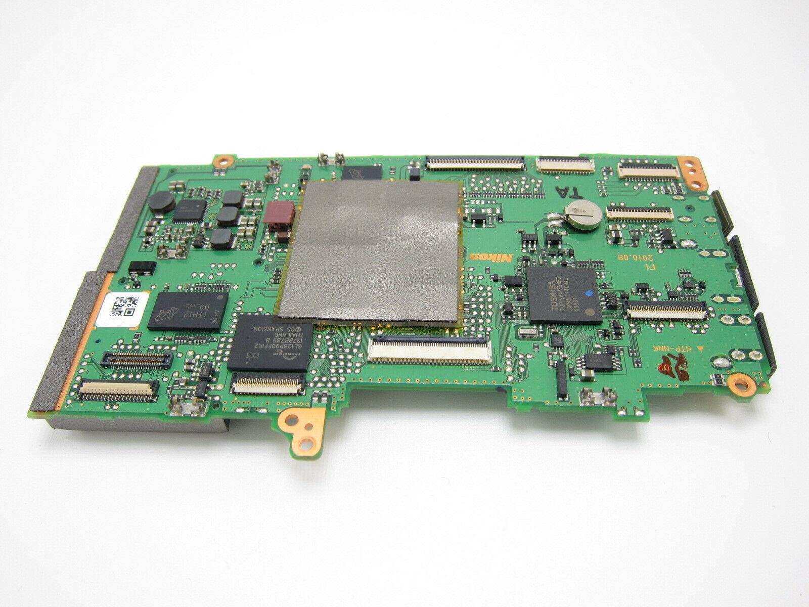 إصلاح أجزاء لنيكون D7000 اللوحة الرئيسية لوحة رقمية MCU PCB اللوحة Assy