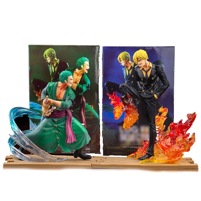 18cm deluxe edition clown action figure neca shf it pennywise figures it model collection return soul 1990 halloween gift 10y05 18CM Japanese Cartoons Anime Action Figures One Piece 18Cm Roronoa Zoro Vinsmoke Sanji Collection Model Toys Child Birthday Gift