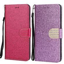 Luxury Flip Case For Tecno Camon 11S i Sky 3 i4 iAce 2 X Magnetic Leather Case For Tecno POP 2S pro Phantom 9 Wallet Cover