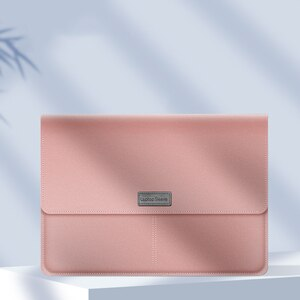 New PU Waterproof Laptop Leather Case Cover For Macbook Air Macbook Pro 13 Case Laptop Funda Retina M1 13.3 Pro Air Sleeve Case