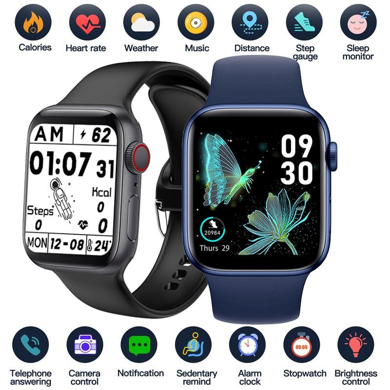 2021 Smart Watch Sport Smartwatch Men Women Sleep Body Temperature Heart Rate Blood Pressure Monitor
