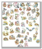 cross stitch set chinese cross stitch kit embroidery needlework craft packages cotton fabric floss new designs embroidery zz557