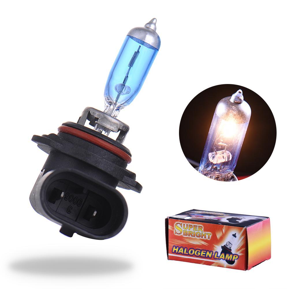 2pcs Car White Bulb Super Bright 9006 55W HB4 Auto Car Foglight High Power 55W 5000k Car Head Lamp Light Parking Hb4