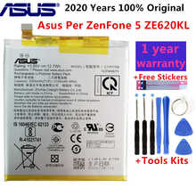 100% Original ASUS High Capacity C11P1708 Phone Battery For Asus Per ZenFone 5 ZE620KL 3300mAh +Free Tools