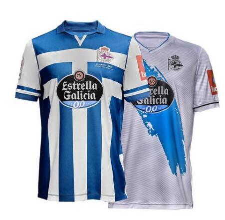 2020 de 2021 Deportivo de La Coruña running Scotland T-shirt and fast drying 20 21 sports coruña s