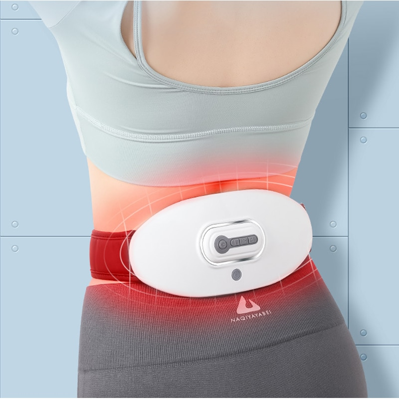 hot-compress-waist-massager-tens-ems-infrared-heating-relieves-lumbar-muscle-strain-wireless-remote-massage-home-relaxation-tool