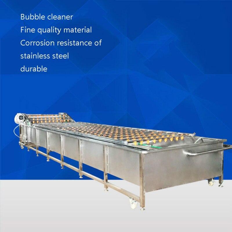 Автоматическая машина для очистки овощных пузырей CAI68 многофункциональная