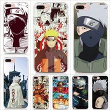For ZTE Blade V9 V10 Vita A7 A5 A3 2019 L8 N3 A530 A606 Silicone Case Print Naruto kakashi Cover Coque Shell Phone Cases