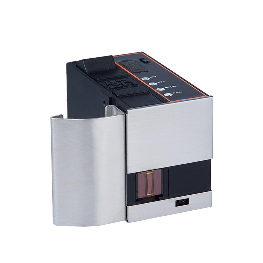 Novo tipo industrial impressora a jato de tinta do ovo/ovos impressora a jato de tinta código data/logotipo impressora a jato a laser