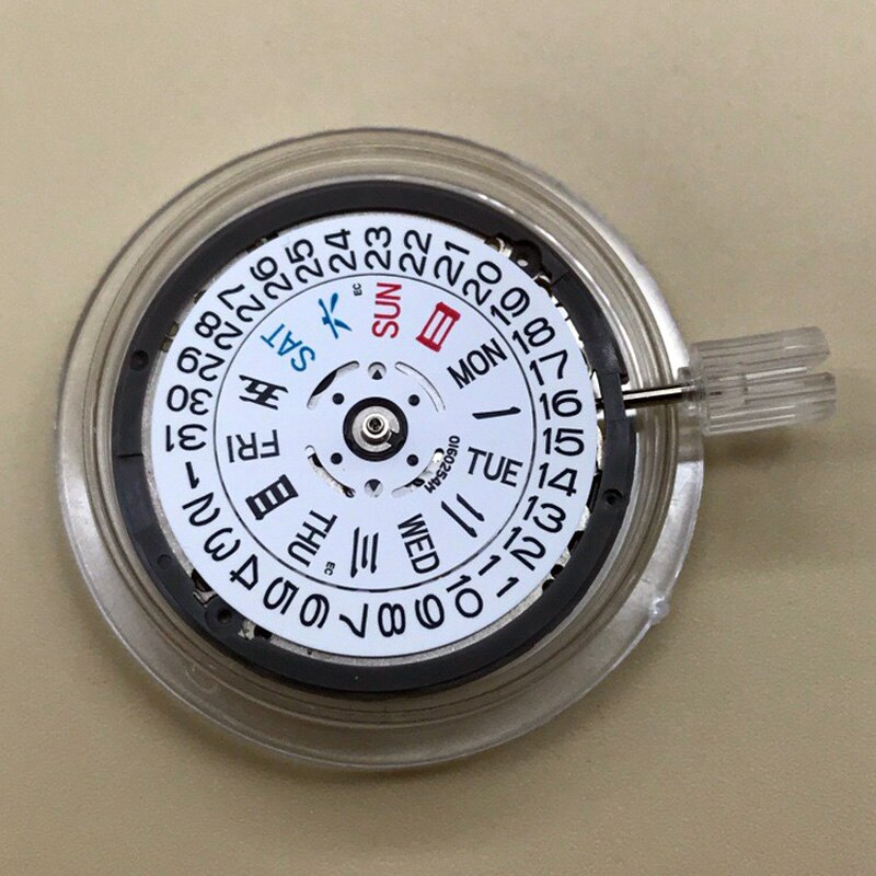 NH36/NH36A Self-winding Mechanical Quick Date/Day Setting 24 Jewels Japan Watch Replacements enlarge