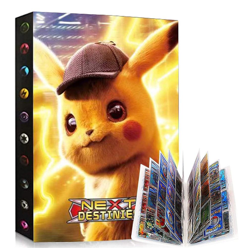 Álbum de tarjetas de Pokémon de 9 bolsillos, carpeta de mapa de...