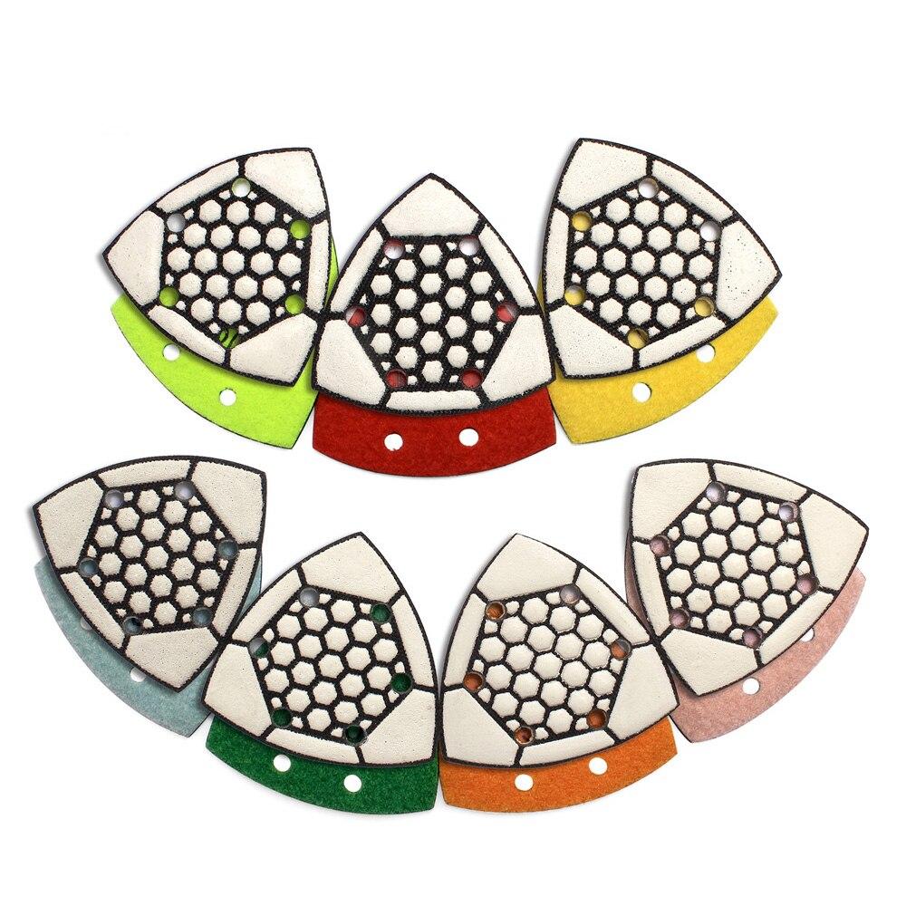 7 قطعة مثلث الرملي منصات 3