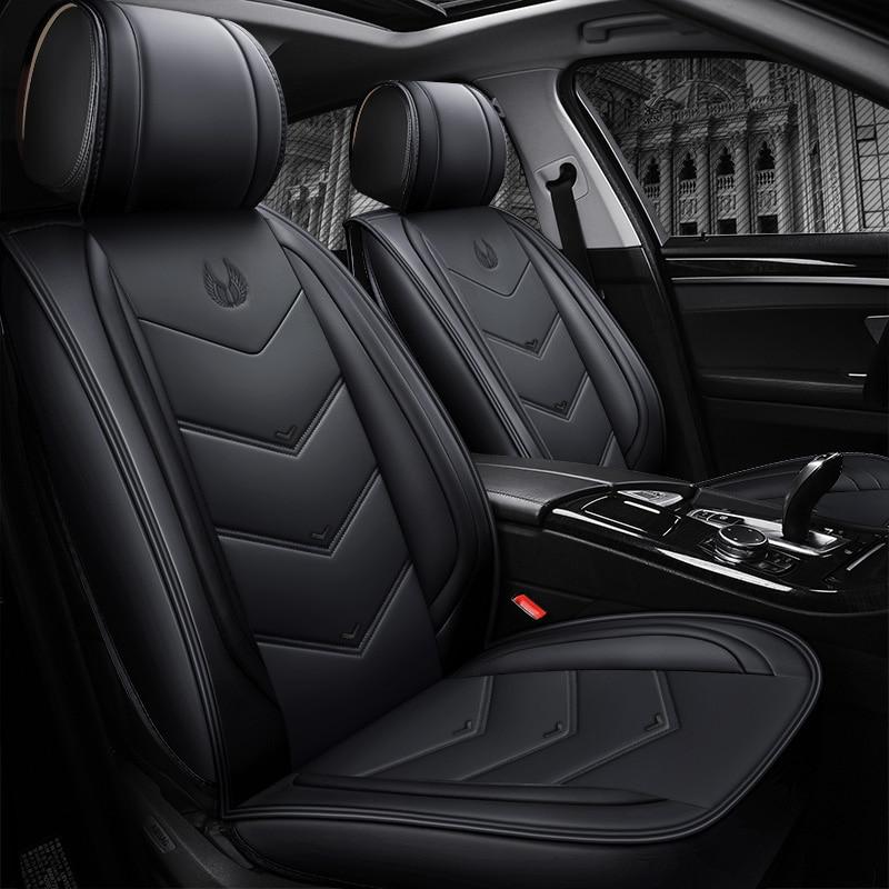 Funda de asiento de coche, fundas de cojín de asiento de coche para Opel Antara GRANDLAND X Meriva A B Omega A B Vectra A B C, cubiertas para el coche