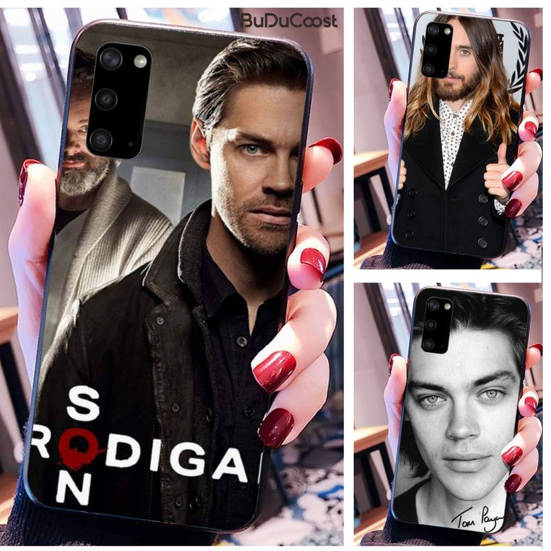 Diseny Prodigal Son Tom Payne Phone Case For For Samsung Galaxy A10 A20 A30 A40 A50 70 A10S 20S A2 Core C8 A30S A50S A31