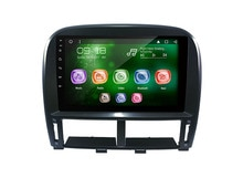 "Immer 9 ""IPS Bildschirm Android 8.1 Quad-core Ram 2GB Rom 32GB Auto Multimedia für Lexus LS430 2001-2007 hohe Ebene mit 2.5D Touch"