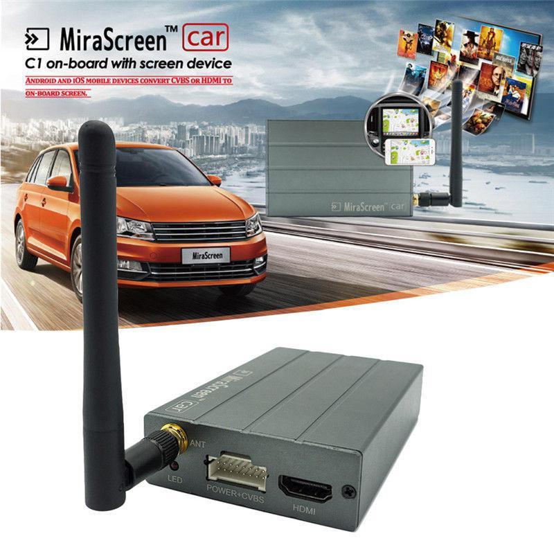 TWISTER! CK TV Stick Wifi anycast Miracast DLNA Airplay CVBS coche Multimedia Dongle pantalla caja de espejo para ISO Android C1