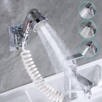Zloog robinet de douche externe  pomme de douche  salle de bains  robinet de cuisine  robinet de lavabo  buse de douche pour Salon de beaute
