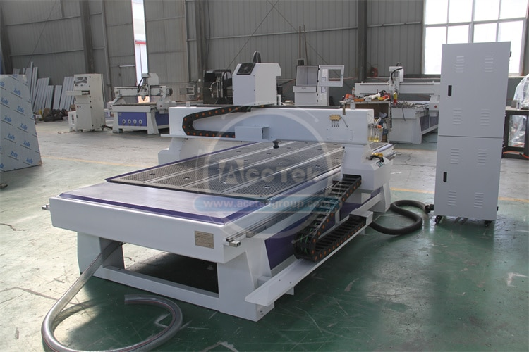 Wood Cutting Machine with Cnc Classical Furniture Cnc Woodworking Machine for Voice Box Game Cabinets Computer Table 1300*2500mm enlarge