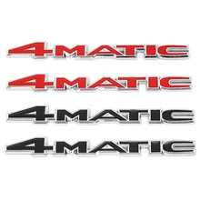 3D 4Matic 로고 엠블럼 데칼 배지 스티커 메르세데스 벤츠 W117 Cla45 W205 C63 W212 E63 W207 W176 A45 X156 Gla45 AMG