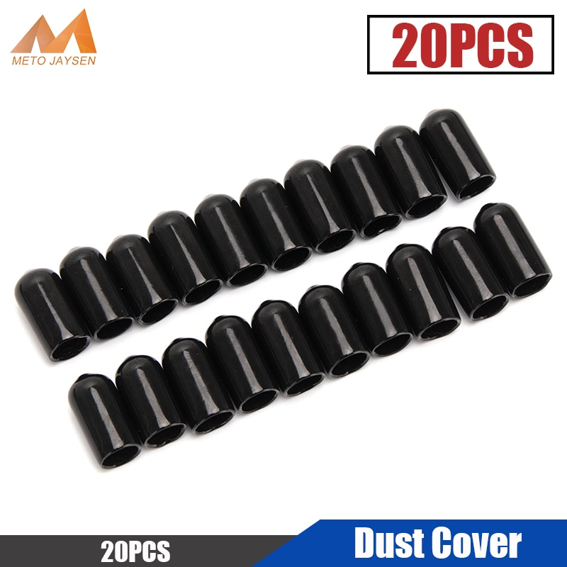 Durable Soft Rubber Protective Cover Dust-Proof Cap for High Pressure Quick Couplers Fittings Male P