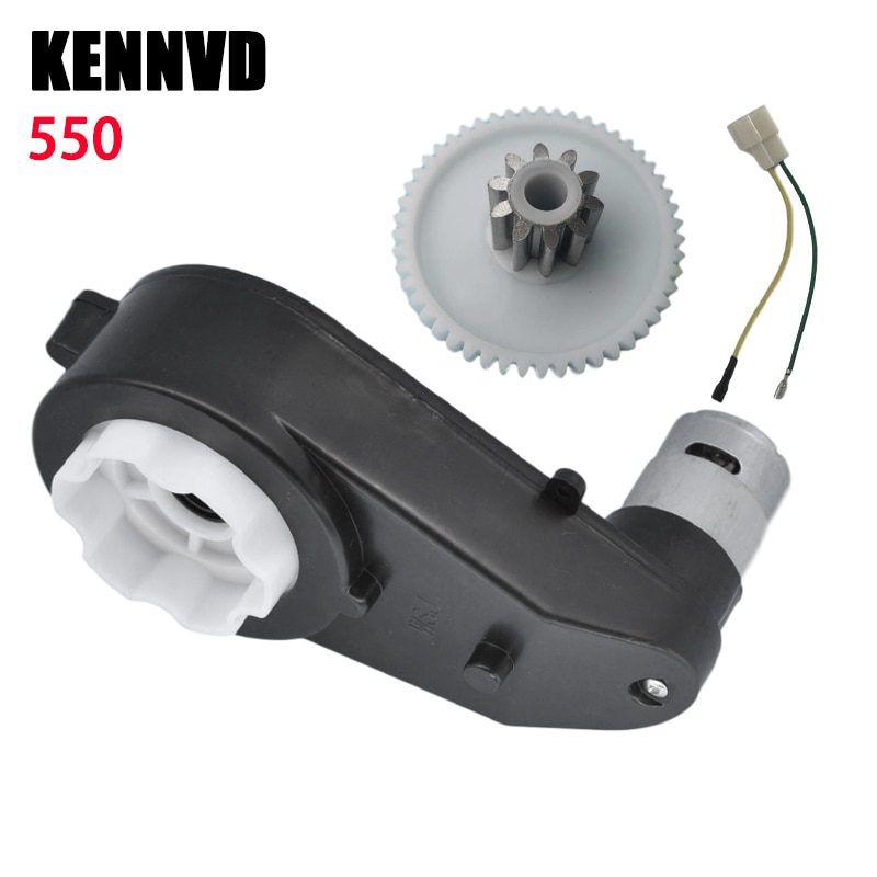 12v 570 40000rpm children electric car gearbox with high torque 12v dc motor high power electric motor with gear box high speed Children Electric Car Gearbox with Motor 12V Kids Ride On Electric Car Motor Gear Box,Baby Car Reducer Gearbox 550 and 390