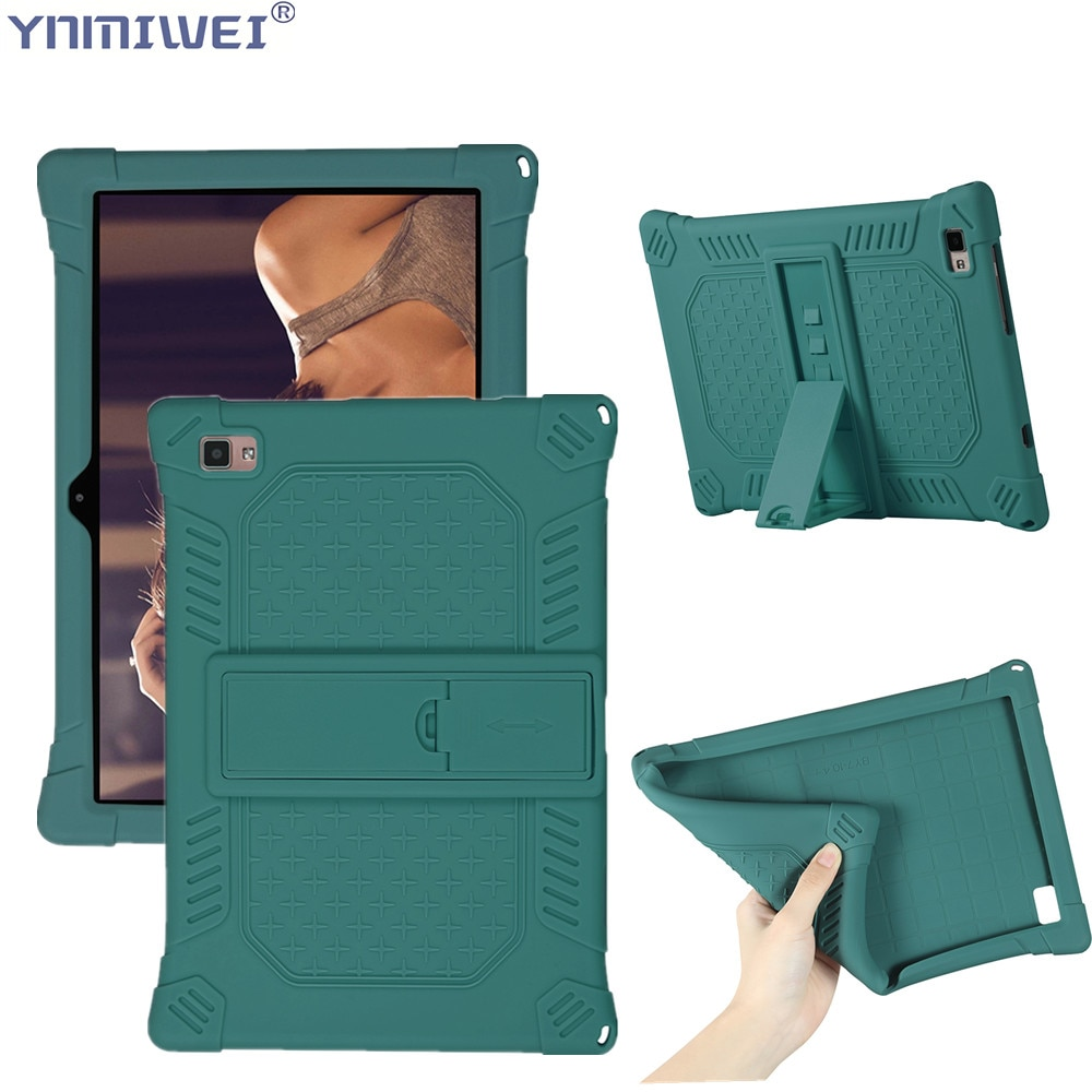 Мягкий чехол для планшета Teclast P20hd, силиконовый чехол-подставка для Teclast P20 HD M40, чехол для планшетного ПК, чехол, чехол s чехол