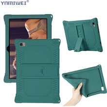 Soft Tablet Cover for Teclast P20hd Case Silicon Stand Holder for Teclast P20 HD M40 Tablet PC Funda