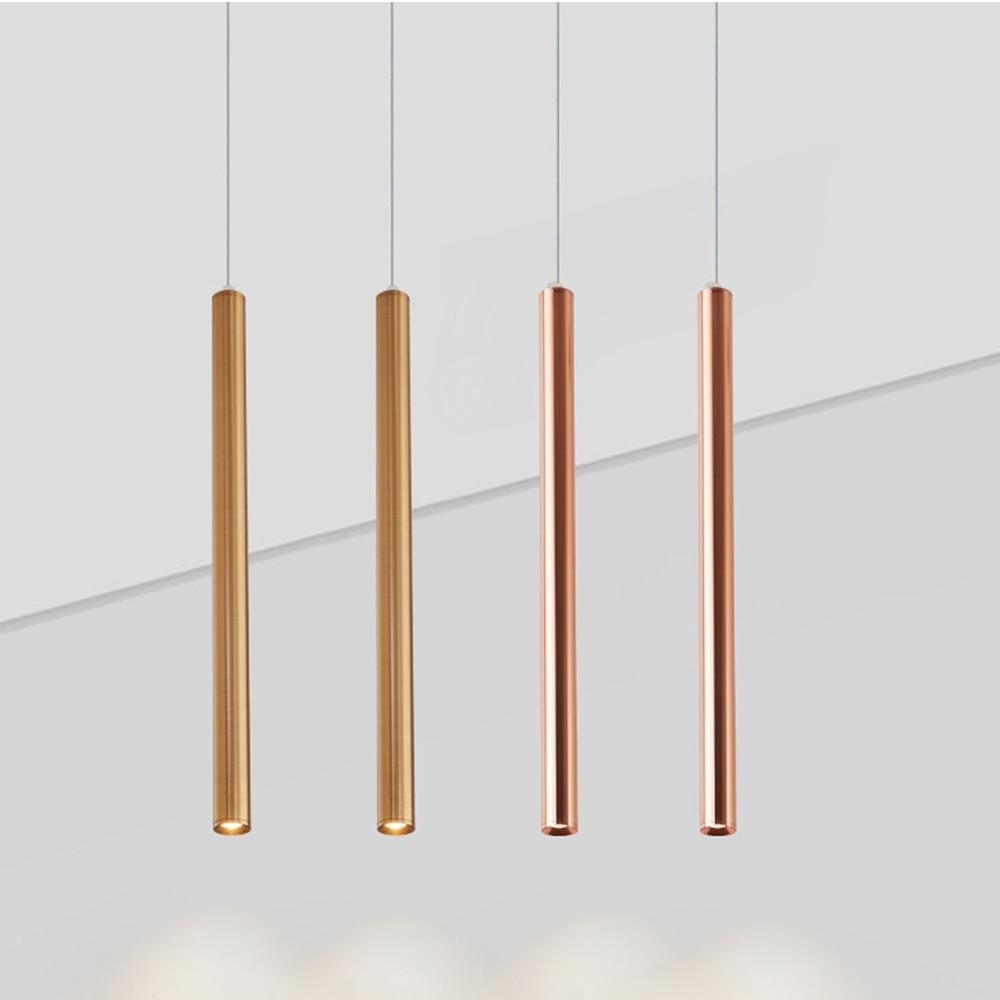 Zerouno قلادة led أضواء الحديثة بساطتها بسيط فندق لوفت غرفة الطعام الاستخدام اليومي ضوء مصباح معلق 30 سنتيمتر 40 سنتيمتر 50 سنتيمتر 60 سنتيمتر