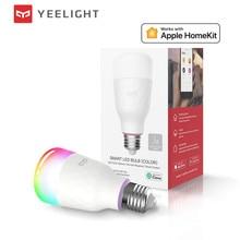 (2020 Update version) yeelight smart led-lampe zitrone 1S bunte 800 lumen 10W Zitrone Smart birne Arbeit mit Apple homekit