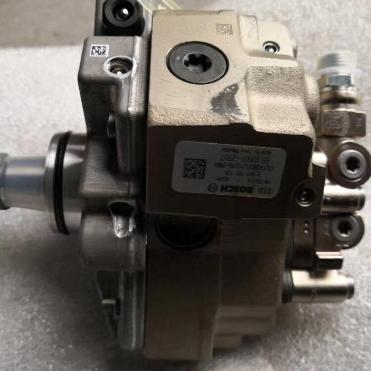 مضخة حقن الوقود ذات جودة حقيقية 65105017005 لحفارة Doosan DX225LC