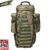 911 военный комбинированный рюкзак 60л большой емкости многофункциональные винтовочные рюкзаки мужские дорожные треккинговые Тактические Ш...
