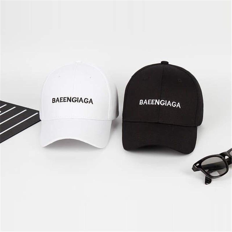 Gorra de béisbol con bordado con letras de marca de lujo para hombre y mujer, gorra de algodón, gorra de calle con visera de hueso para papá, gorra de Hip Hop