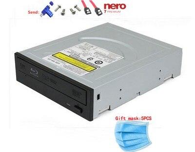 Для Pioneer 12X Blu Ray рекордер BD RE Blu Ray привод 16X DVD + R поддерживает 3D Blu Ray пережигание SATA Настольный компьютер привод