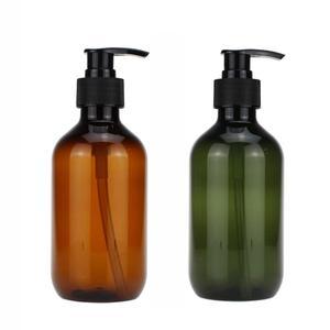 300ml Soap Dispenser Cosmetics Emulsion Bottles Bathroom Hand Sanitizer Shampoo Body Wash Lotion Bottle Empty Travel Bottle