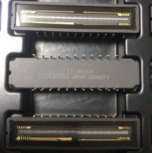1PCS/LOT TCD1209DG TCD1209 CDIP-22 CCD image sensor Brand new original