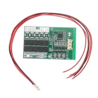for lifepo4 life 1pc 4s 30a 12v bms pcb protection balance board 18650 battery cell bms packs