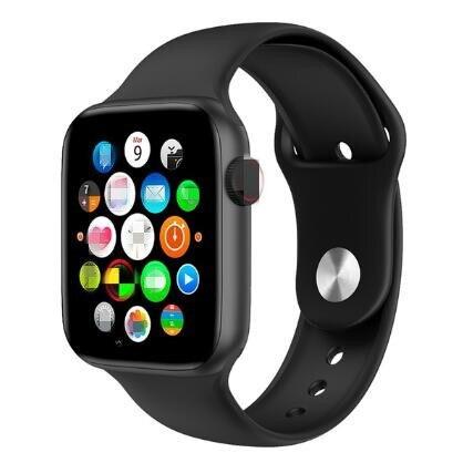 Reloj inteligente C200 Bluetooth con pantalla táctil con frecuencia cardíaca monitor, seguidor Fitness reloj inteligente PK W34 IWO 10 reloj de pulsera con correa de cambio