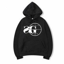 Vsenfo Sniper Gang Hooded Sweatshirt Kodak Black RAP Hip Hop Unisex Hoodie Cool Version Street Pullo
