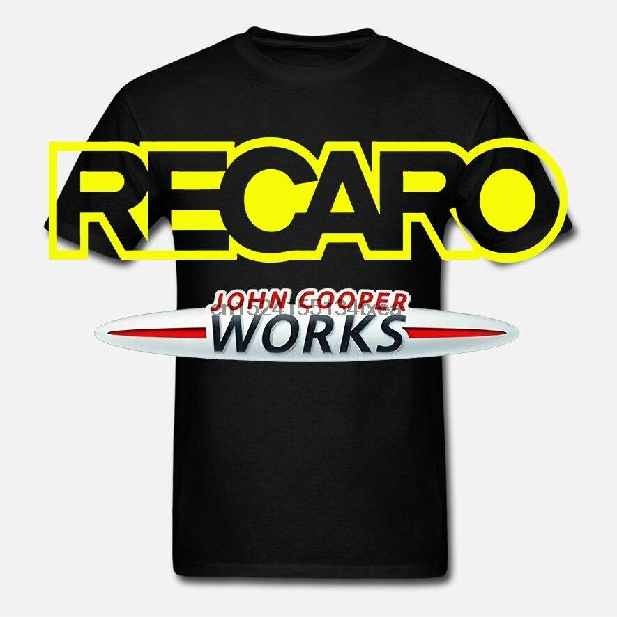 RECARO JOHN COOPER WORKS, MINI camiseta COOPER