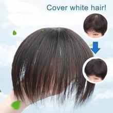 Extension de cheveux naturels-CNT 66   Postiche à Clip, perruque pour femmes