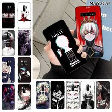 MaiYaCa Tokyo Ghouls Telefoon Ghoul Anime Kleurrijke Telefoon Case voor Samsung S9 S9 plus S6 rand plus S7 S7edge S8 s8plus S10 S10 plus