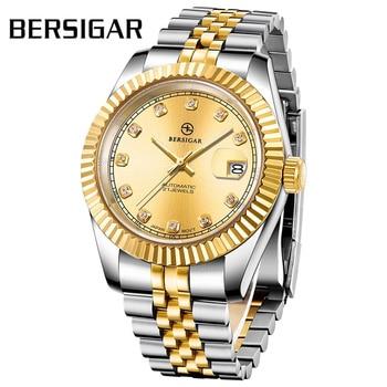 2021 BERSIG DESIGN Quartz Women Watches Fashion Casual Wristwatch Ladies Luxury Sport Watch Wateproof Clock Relogio Feminino