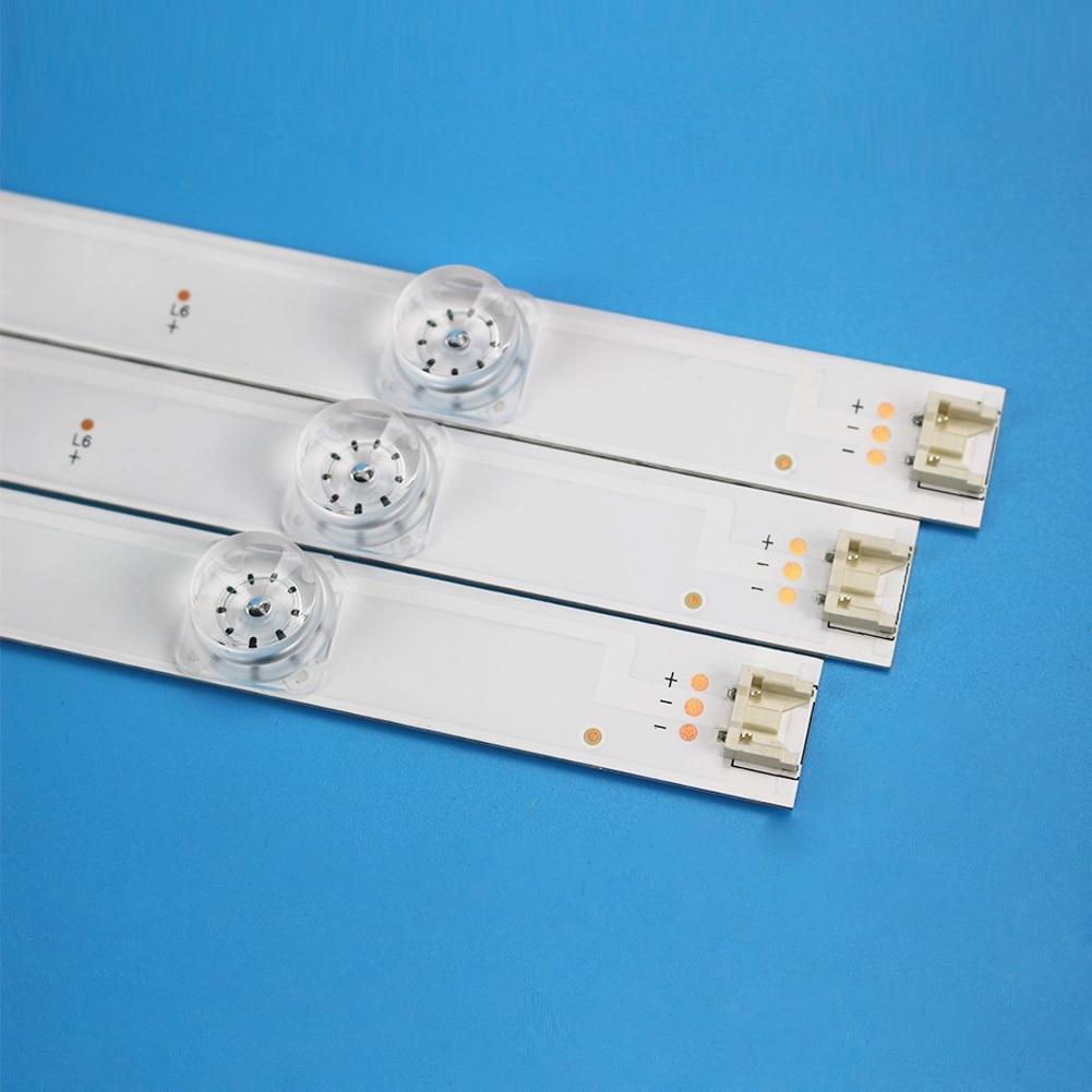 Tira de LED para iluminación trasera para LG TV de 32 pulgadas innotek drt 3,0 32 LG es drt3.0 WOOREE AB UNI, 32MB27VQ 32LB5610 32LB552B 32LF5610 lg 32lf560u