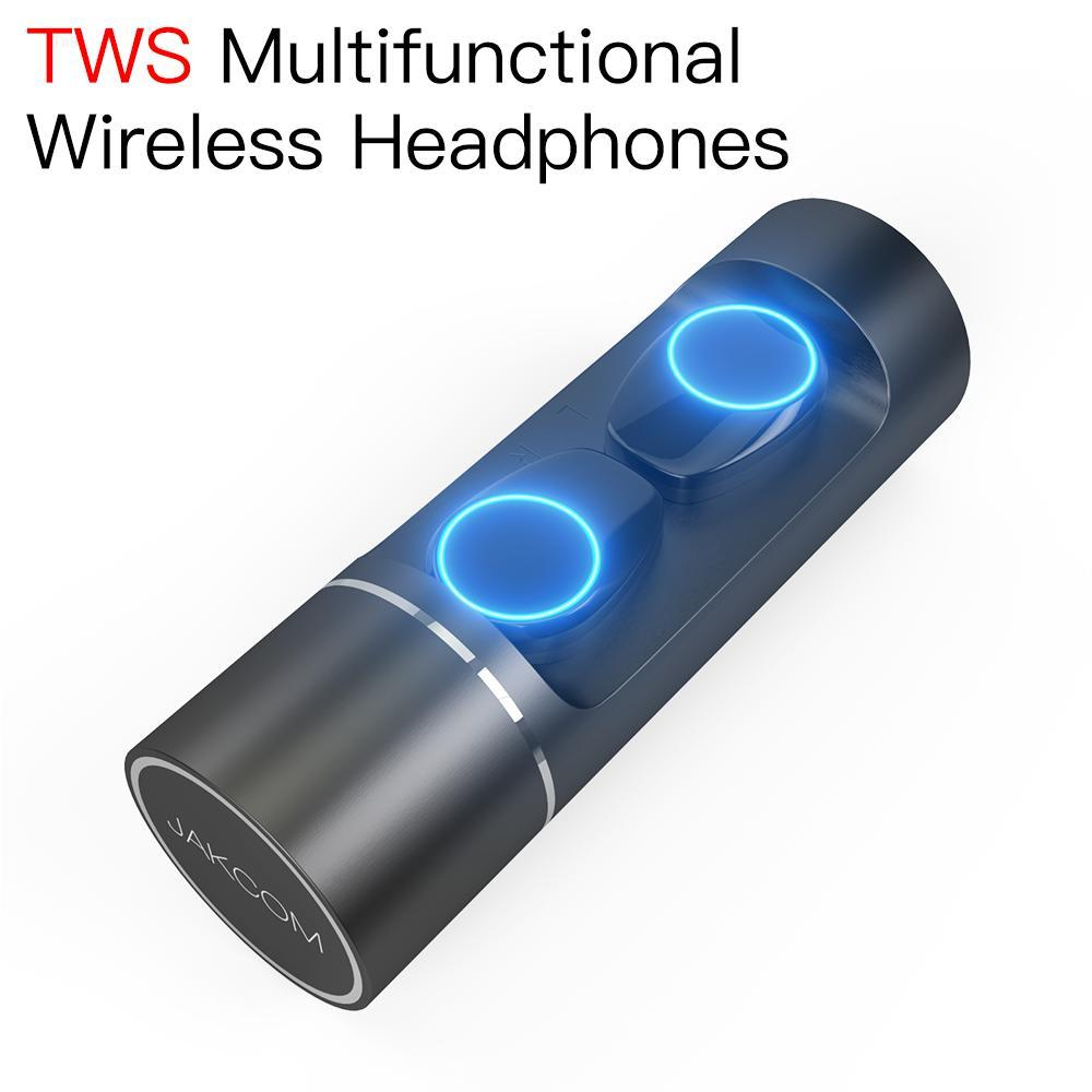 JAKCOM TWS Super sans fil écouteurs Match à casque support bureau gadget casque banque de cliquet 20000 mah barre de bouffée jetable