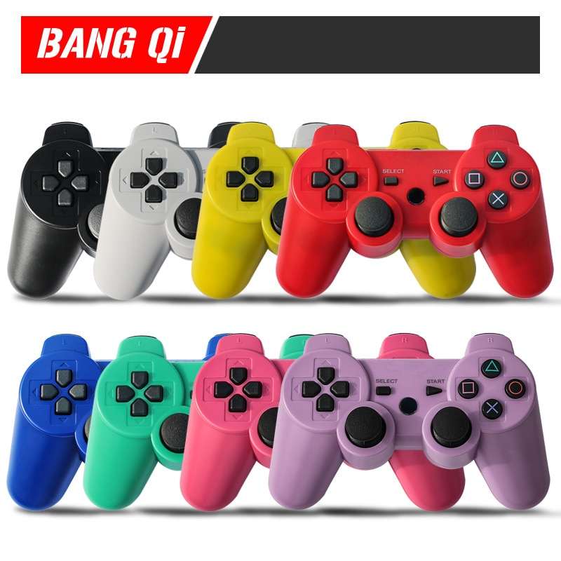 Gran oferta de mando inalámbrico Bluetooth para consola PS3 Playstation 4, Mando de mando para PS3 Dualshock 4