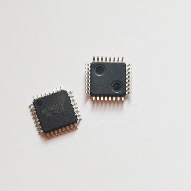 Nuevo 5 unids/lote MEGA328P-AU ATMEGA328P ATMEGA328P-AU TQFP-32