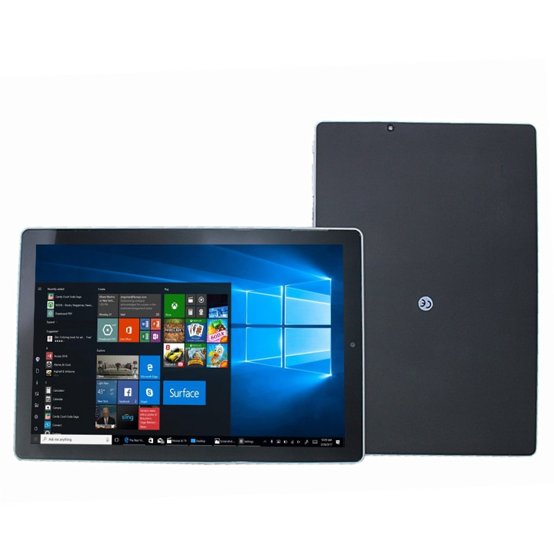 10.1'' NX16A 1GB/2GB/4GB DDR3+32GB Windows 10 Z8350 CPU Dual Camera Bluetooth-Compatible 1280 x 800 IPS 5000mAh Gift Earphone