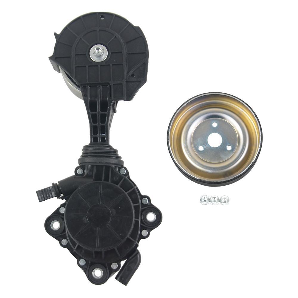 AP03 Water Pump Pulley & Timing Belt Tensioner for BMW Mini Cooper R52 R55 R56 R57 FOR Peugeot Citroen 1.4 1.6 11517571012