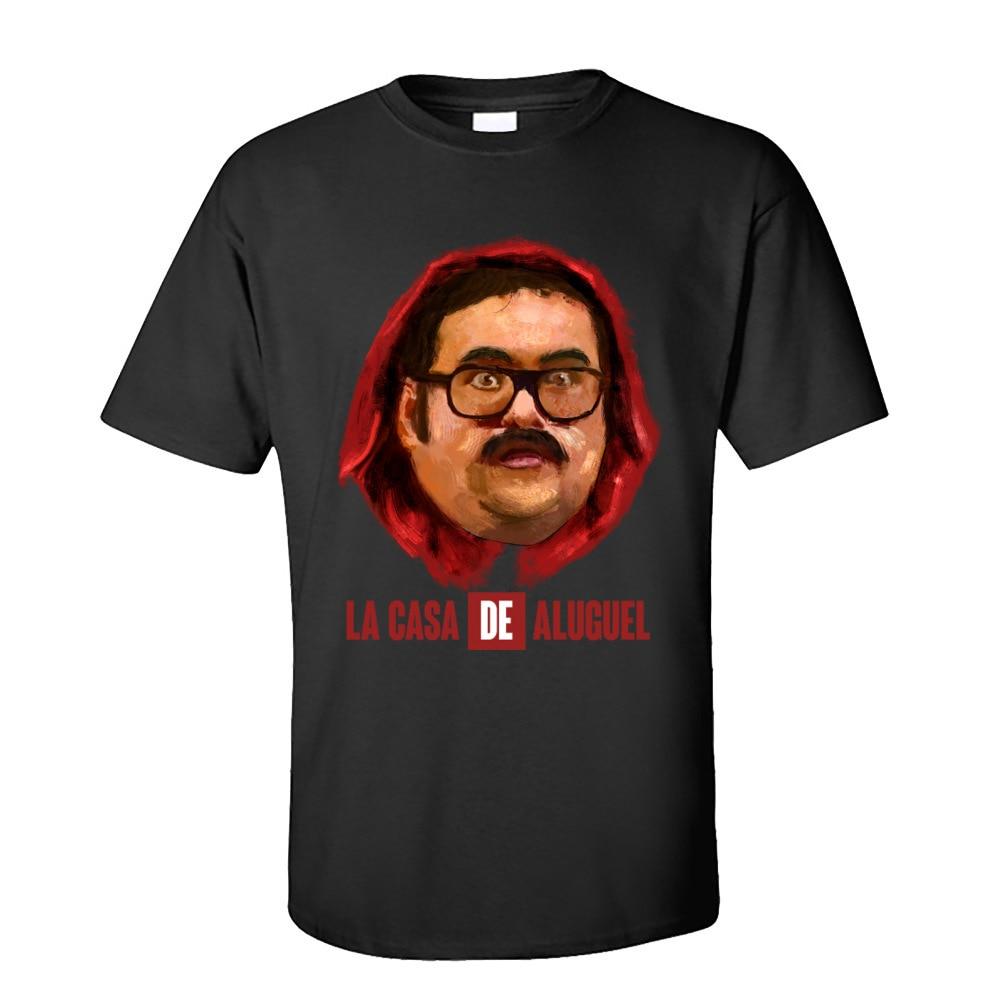 La Casa de Aluguel T camisa para los hombres de La Casa...
