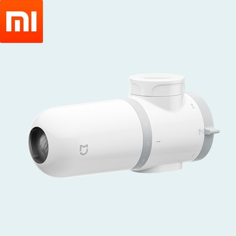 Xiaomi Mijia-منقي مياه صنبور المطبخ ، دورق الكربون المنشط ، فلتر بديل ، مضاد للصدأ والبكتيريا